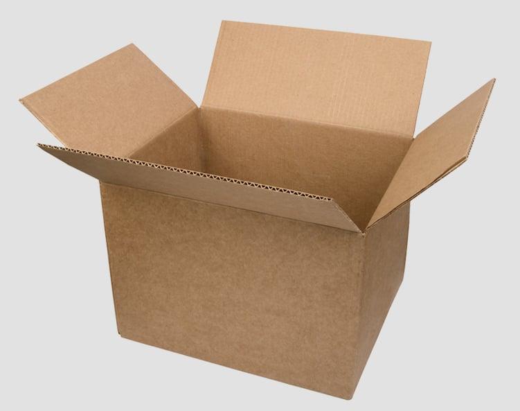 caja ranurada
