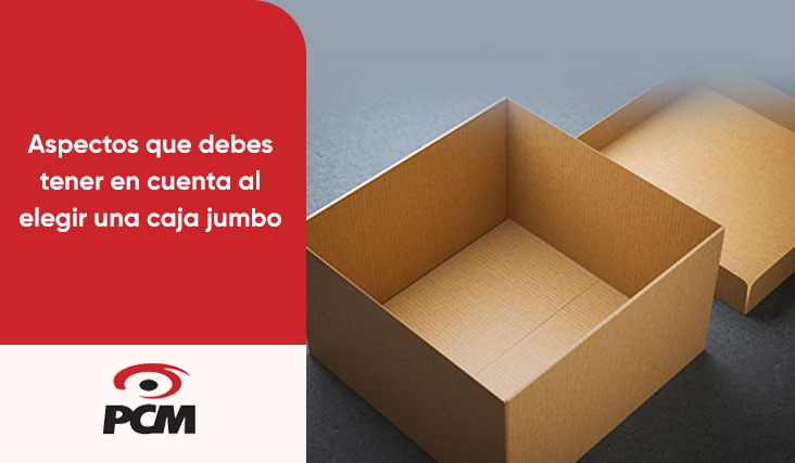 elegir una caja jumbo