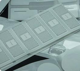 Agiliza tu cadena de suministro  con etiquetas RFID