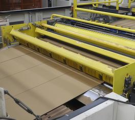 Conoce la calidad de la lámina que crea nuestro cartón corrugado