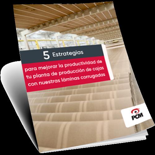 5 Estrategias para mejorar la productividad de tu fábrica de cajas con nuestras láminas corrugadas