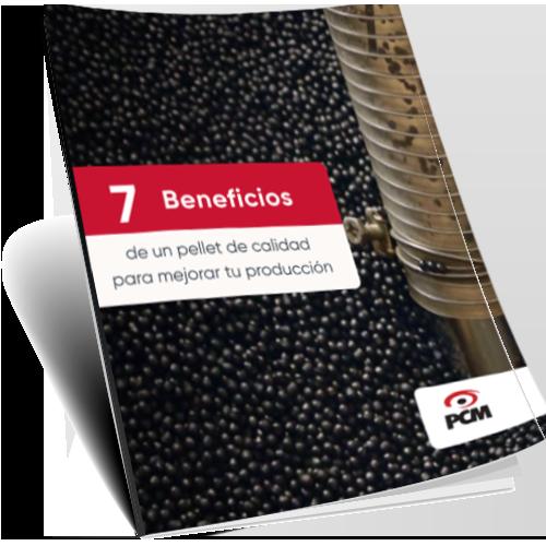 7 Beneficios de un pellet de calidad para mejorar tu producción