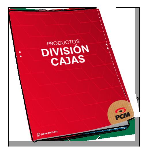 Productos de nuestra división de cajas