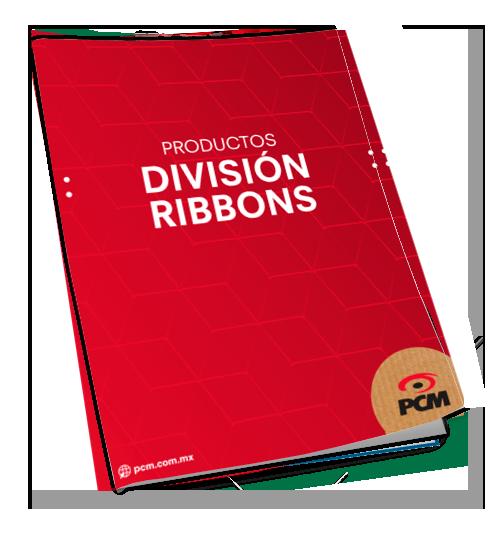 Productos de nuestra división de ribbons